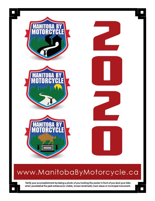 Manitoba by Motorcydle 2020