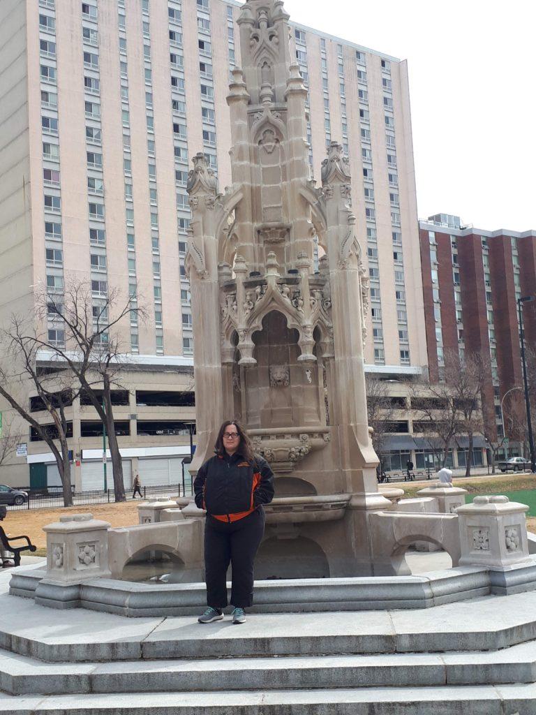 Waddell Fountain